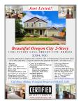Oregon City Homes